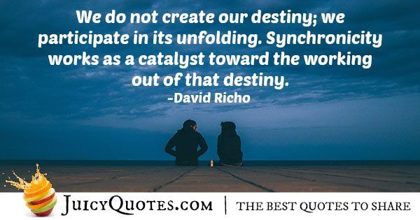 mystical experiences quote picture coincidence quotes