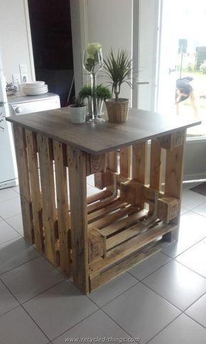 The 599 Best Wood Pallet Ideas Images On Pinterest