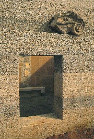 Gibellina, Francesco Venezia, Giardino segreto 1, 1985-1988