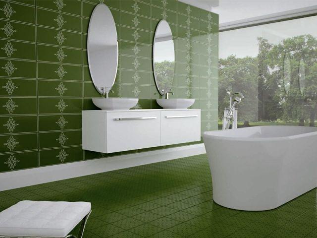 Ausgefallene Fliesenfarben Texturen Design ökologisch  Einwandfrei Kräftig Vital
