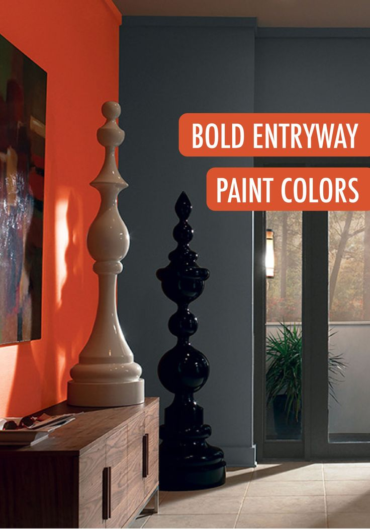 Best Colorful Rooms And Spaces Images On Pinterest Colorful - Bold painted accent walls