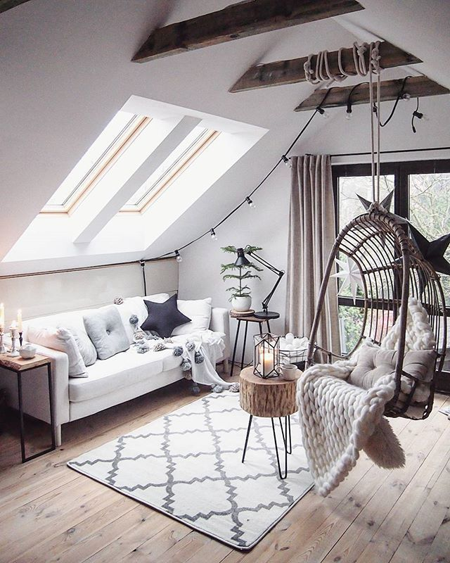 Attic Decor Ideas Stylish Home Decor Home Room Design