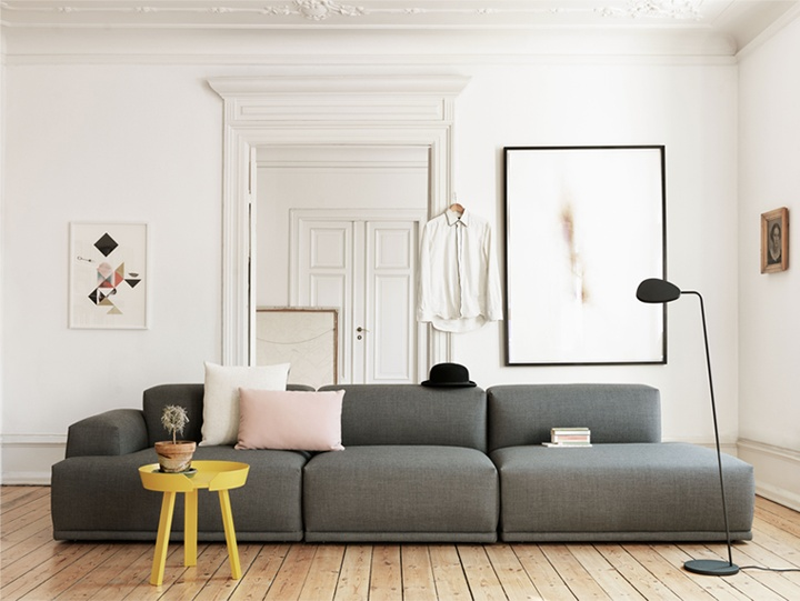 CONNECT Sofa By Anderssen U0026 Voll (MUUTO) ANDERSSEN U0026 VOLL Describe Their  Design For Connect As A Modular Seating System Based On The Idea Of Finding  Perfect ...