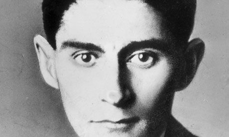 Franz Kafka (1883-07-03 - 1924-06-03 )  A Prague-born German-speaking writer of prose, Kafka is recognized as an icon of dark existentialist literature. His most renowned novel is 'Der Prozess' (The Trial, 1914). Just like his other novels, 'Das Schloss' (The Castle, 1926) and 'Der Verschollene' (retitled 'Amerika', 1927), this one is unfinished and its main theme is the solitude of man living in the 20th Century.   #prague #praga #praha #prag #mypragueapp