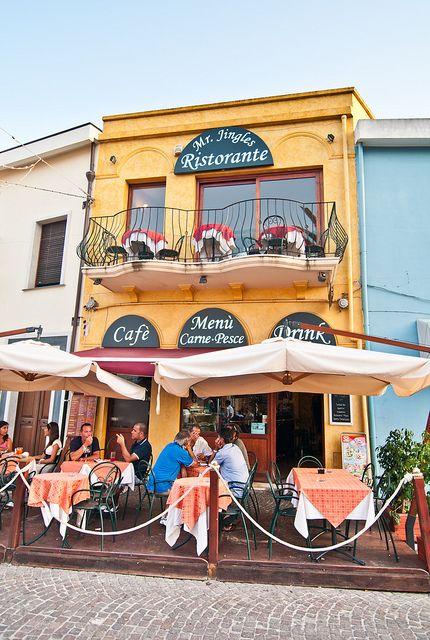 Pula Centro - Sardinia, Italy
