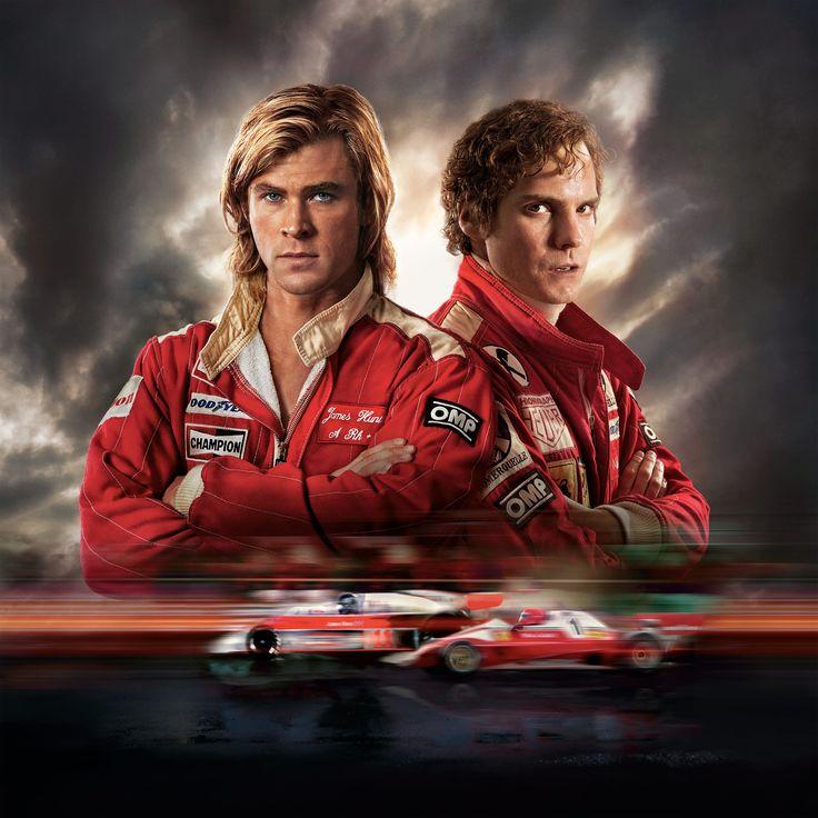 Rush Movie (hemsworth and bruhl)