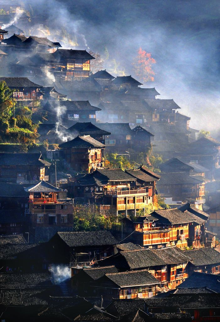 ancient chinese architecture | @vedrinamostar #vedrinamostar
