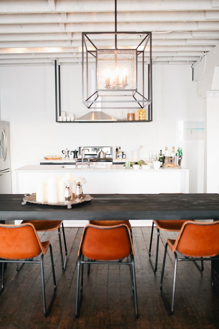 42 Best Images About Dream Dining Rooms And Kitchens On: 155 Best Images About Farmhouse Tables & Modern Chairs On