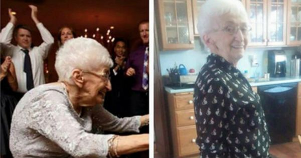 Женщина в 85 лет сумела изменить свое тело! Вы ее не узнаете!