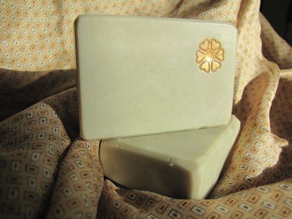 Green Clay Soap Luxury Soap Handmade Soap Natural by absoapstudio