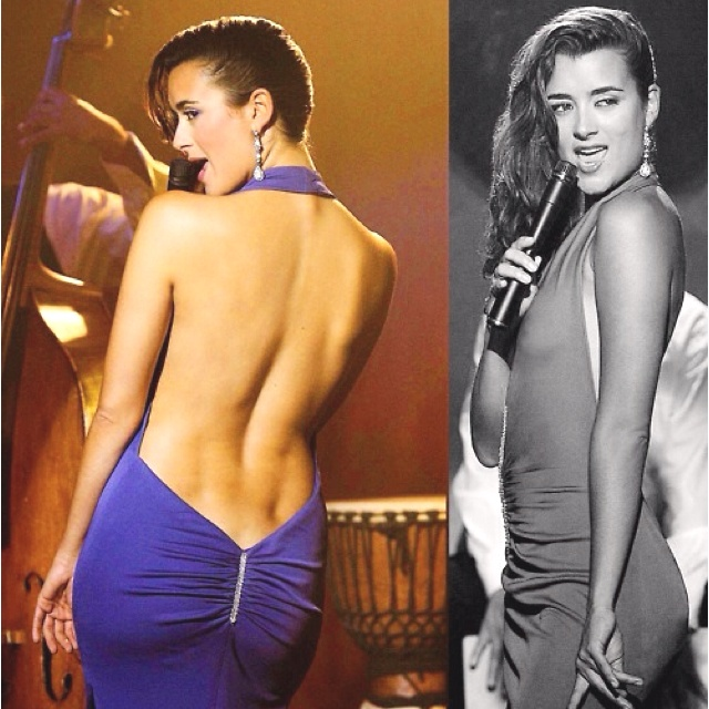 Confirm. All Cote de pablo sexy ass naked agree