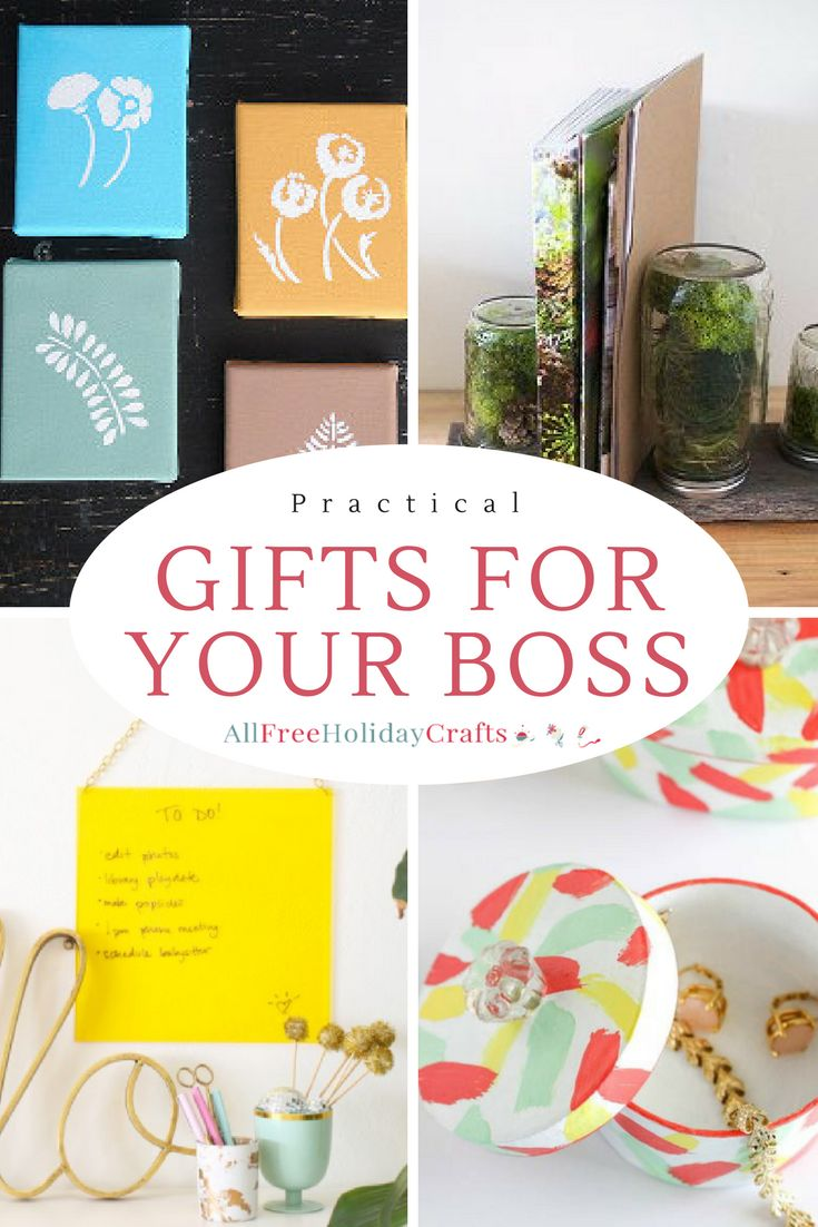 birthday gifts for your boss