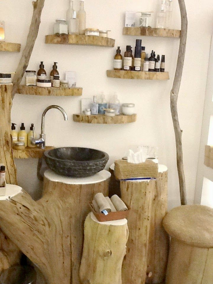 {Feature} - Rain gives the Waterfront shop a little make over .....