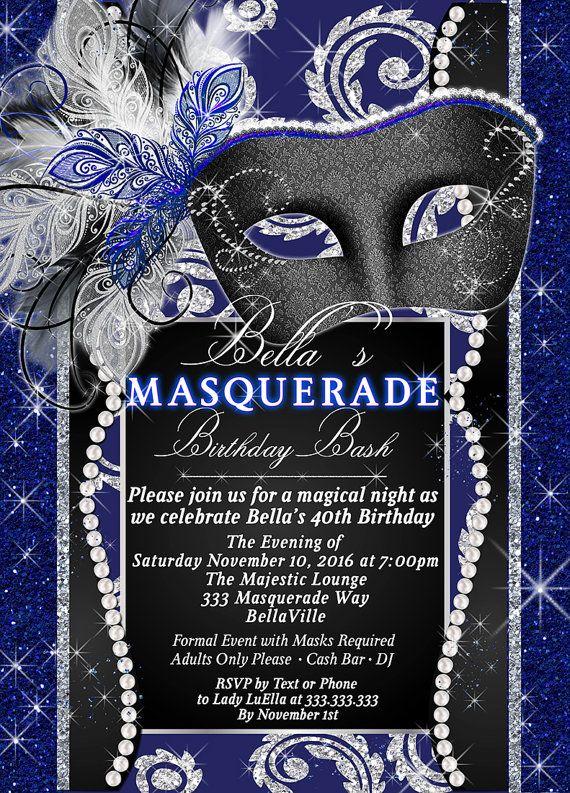 Best 25+ Masquerade centerpieces ideas on Pinterest ...