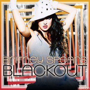 Britney Spears - Blackout - 2007 (CD Japan)