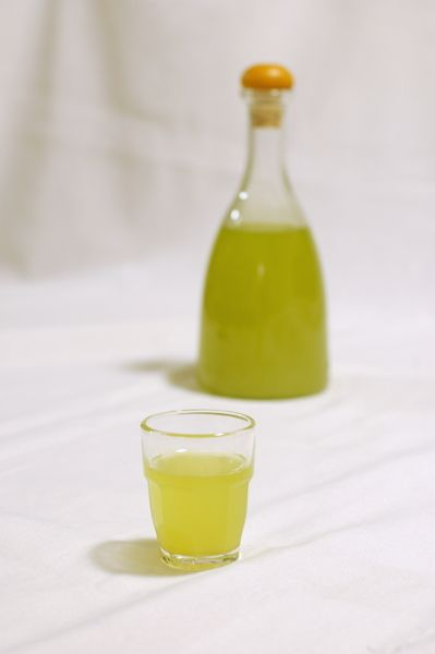 Liquore al bergamotto