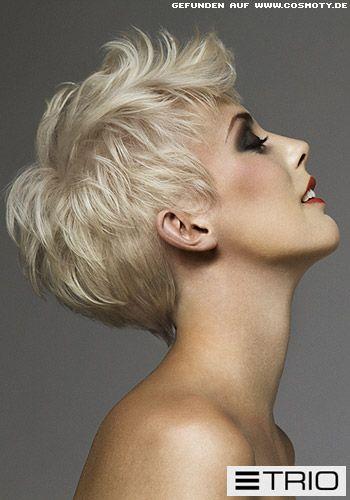 #Short- #Cut #sandre #blond