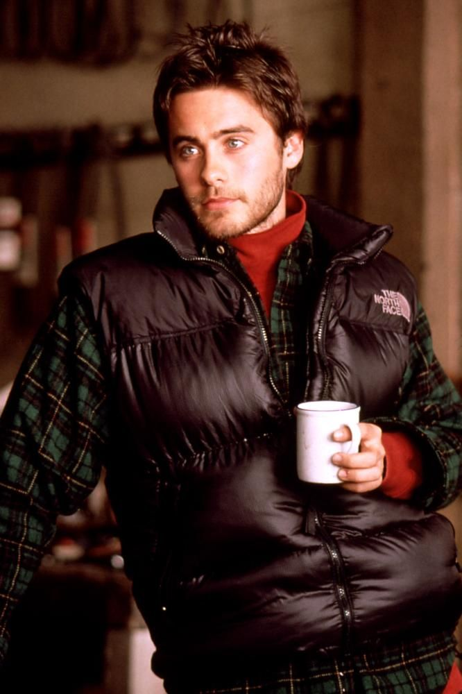 SWITCHBACK, Jared Leto, 1997 so good, this and mr. Nobody oh and requiem make me love him I just don't want him to sing anymore....