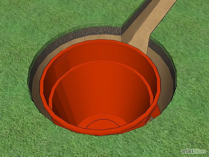 How to build a dry well