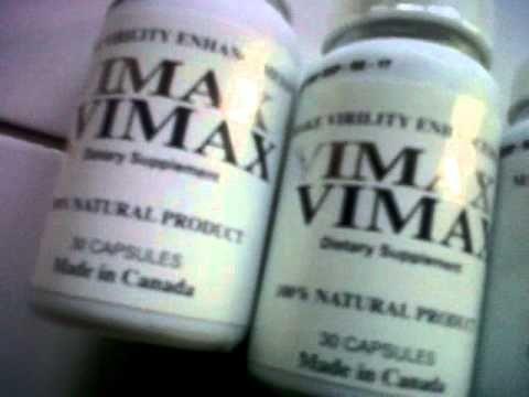 Obat Pembesar Alat Penis Vimax Pills