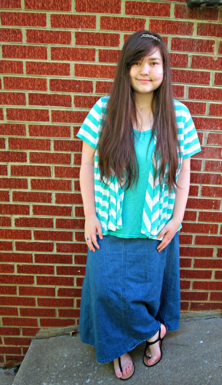 Unique Geek: Fashion With Liz: Baby Blues #summeroutfits #ootd #fashionwithliz #teenoutfits