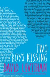 Presenting Episode #99 of the Banned Library Podcast, Two Boys Kissing by David Levithan. Hosted by Evan Williamson, who discusses books that have been challenged or banned.