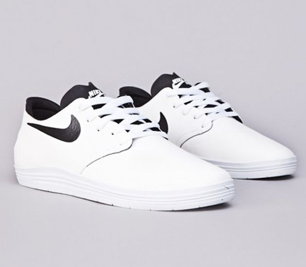Nike SB Lunar One Shot - White / Black