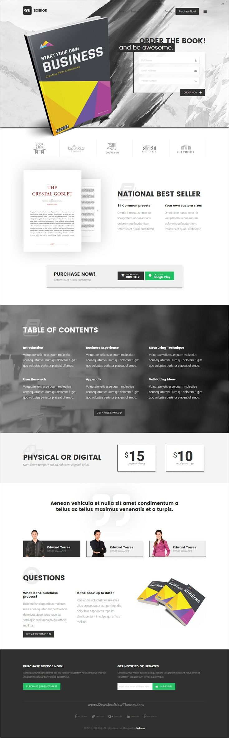 13 best APM Landing Pages images on Pinterest | Landing pages ...