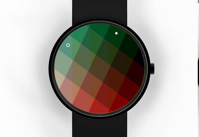 GRO Design / Kaleidoscope Watch #watch #kaleidoscope