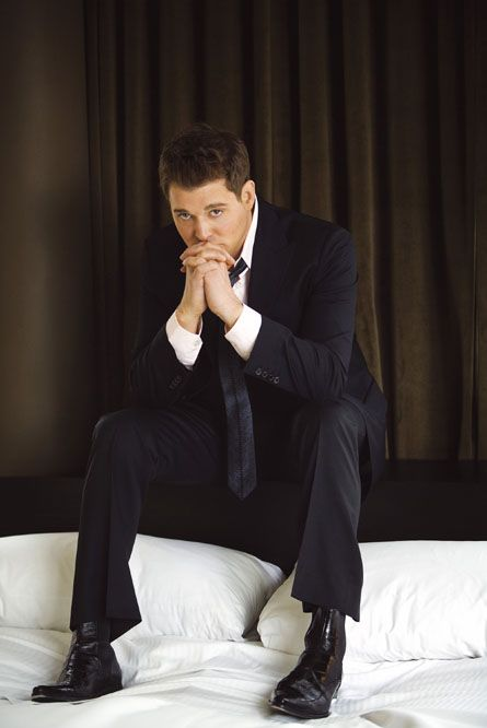 Michael Buble, he's just amazing.