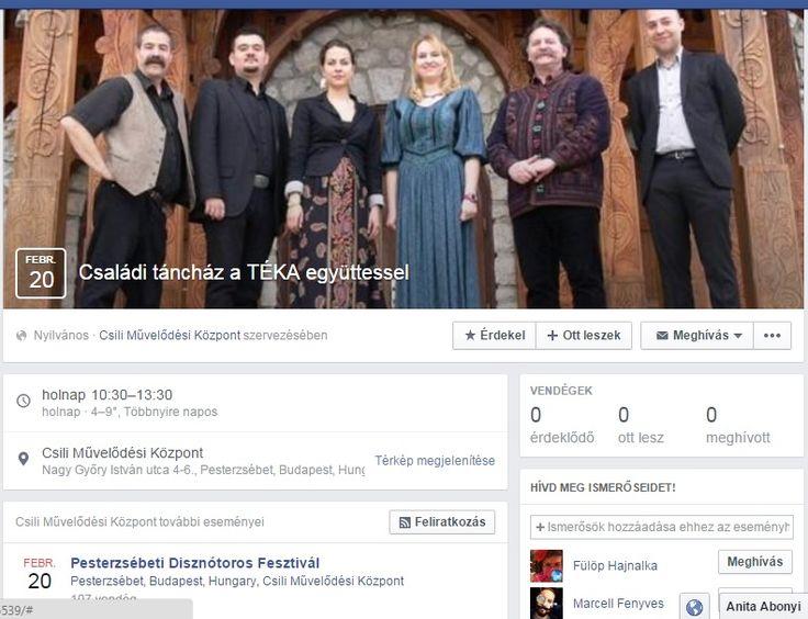 Facebook rendezvény