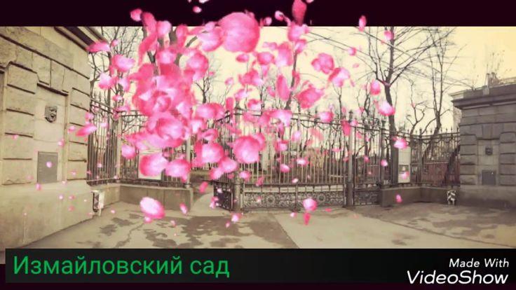 ВАШ ПИТЕР  (индивидуальные экскурсии в Петербурге) - Измайловский сад