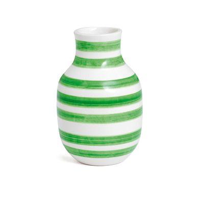 Kahler Omaggio vase grønn 12cm - 199,-