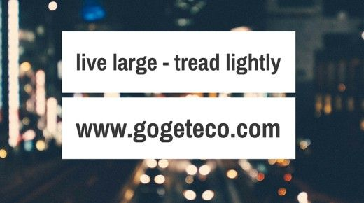 Latest Eco Friendly Products – About GoGetEco