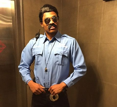 Russell Westbrook Rocks The Mendez Porn 'Stache For Halloween