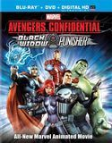 Avengers Confidential: Black Widow & Punisher [Blu-ray] [Eng/Jap] [2014], 42943