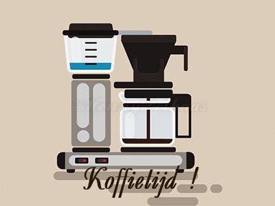 Goedemorgen koffietijd