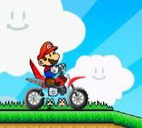 Süper Mario Akrobasi Motoru