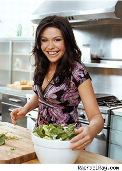 Most lettuce greens contain 94 percent #water, making it a low-energy density food. #RachelRay