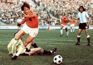 1974 World Cup and Johan Cruyff