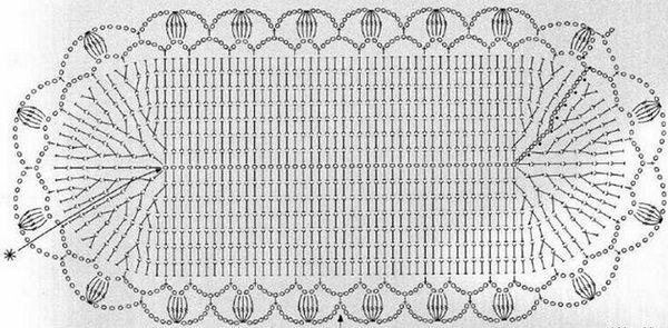Вязание крючком (взято из интернета) / Вязание крючком / Вязаные крючком аксессуары
