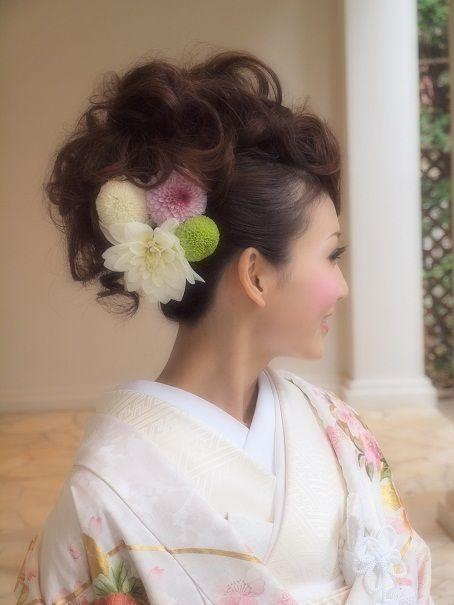 結婚式での和装の画像   ももオフィシャルブログPowered by Ameba