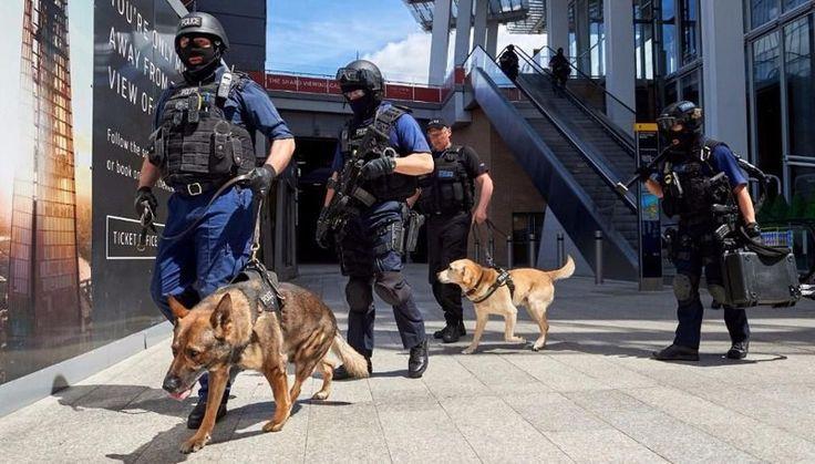 La Policía británica detuvo a 12 sospechosos tras el atentado en Londres: Doce personas fueron arrestadas hoy por su presunta vinculación…