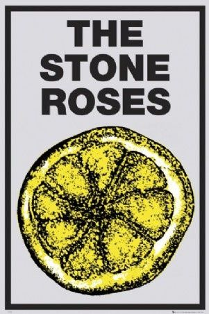 "The Stone Roses ""I don't have to sell my soul, He's already in me"" I want a poster of this"