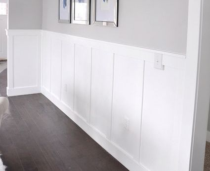 types of molding wainscoting in 2019 dining room on what is a wall id=89213