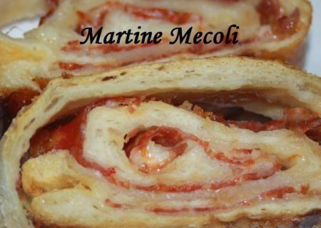 Recette de Pains aux pepperoni et à la mozzarella sans cook'in | Guy Demarle