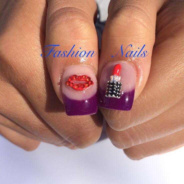 Manos de Milena   www.fashion-nails.com.ar  uñas esculpidas 💅🏻a domicilio,productos importados.visita mi web para turnos y cursos