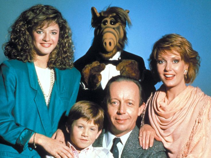 Achados e Perdidos: #Alf, o ETeimoso
