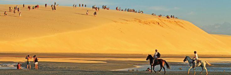 Bientôt le paradis . #brazil #Jeri