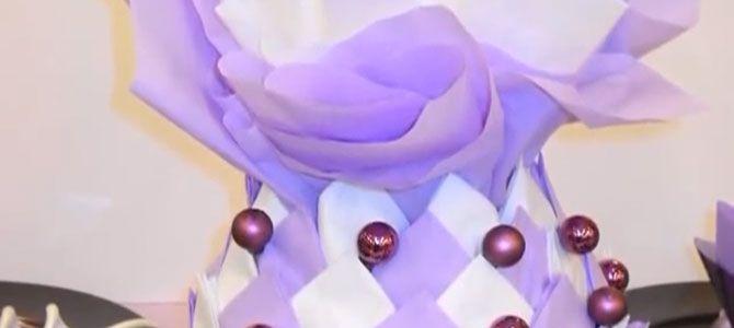 pour r ussir le pliage de serviette en forme d ananas suivez pliage de serviette de table. Black Bedroom Furniture Sets. Home Design Ideas